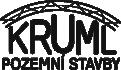 logo kruml pozemní stavby
